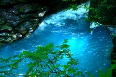 涼風の渓谷ーⅣ