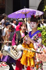 銀座柳祭<パレード>ーⅠ