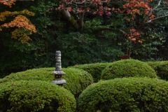 秋の詩仙堂ーⅣ