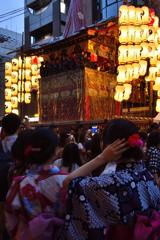 祇園祭<前祭・宵山>-Ⅲ