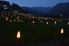 かがり火祭-Ⅲ