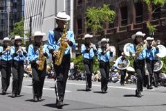 銀座柳祭<パレード>-1
