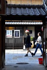 京都小路散歩ーⅠ