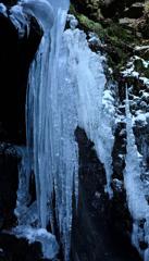 凍てつく滝[竜神の滝]