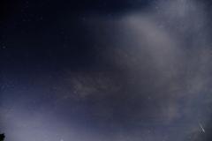 ペルセウス座流星群34