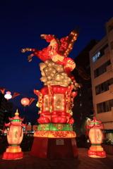 もうすぐ開催です。長崎ランタンフェステイバル