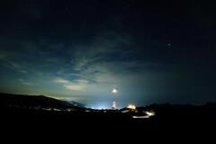 月あかりの道