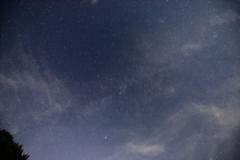 ペルセウス座流星群4