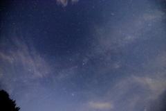 ペルセウス座流星群3