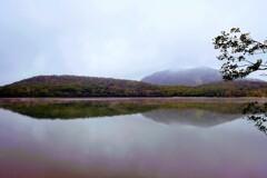 小沼湖畔③
