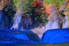 吹割の滝②