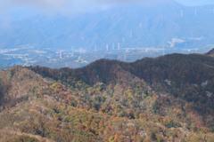 赤城山(黒檜山)からの眺望②