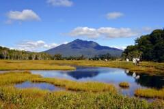 燧ヶ岳と池塘③