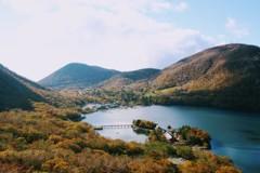 赤城山(黒檜山)からの眺望①
