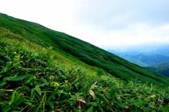 谷川岳登山の一コマ⑤