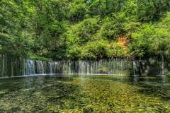 もう1つの白糸の滝