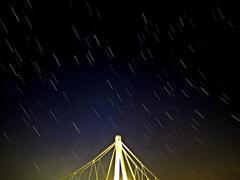 ふれあい橋の星軌道