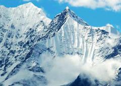 ー未踏峰の神々の山ー梅里雪山(追加ー名称不明)