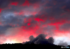 ヤスール火山ーバヌアツ