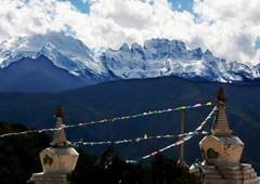 ―未踏峰の神々の山―ジャワリンガ(五冠神山5.470m)