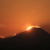 太陽二題ー新しい年の落日