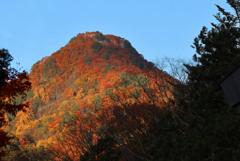 信濃の山-3