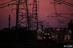初めての鉄道写真