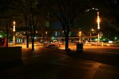 新宿交差点