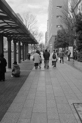 -街歩き-