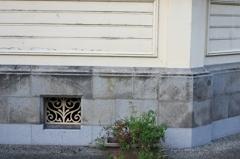 ジョサイア・コンドル 旧岩崎邸 外観