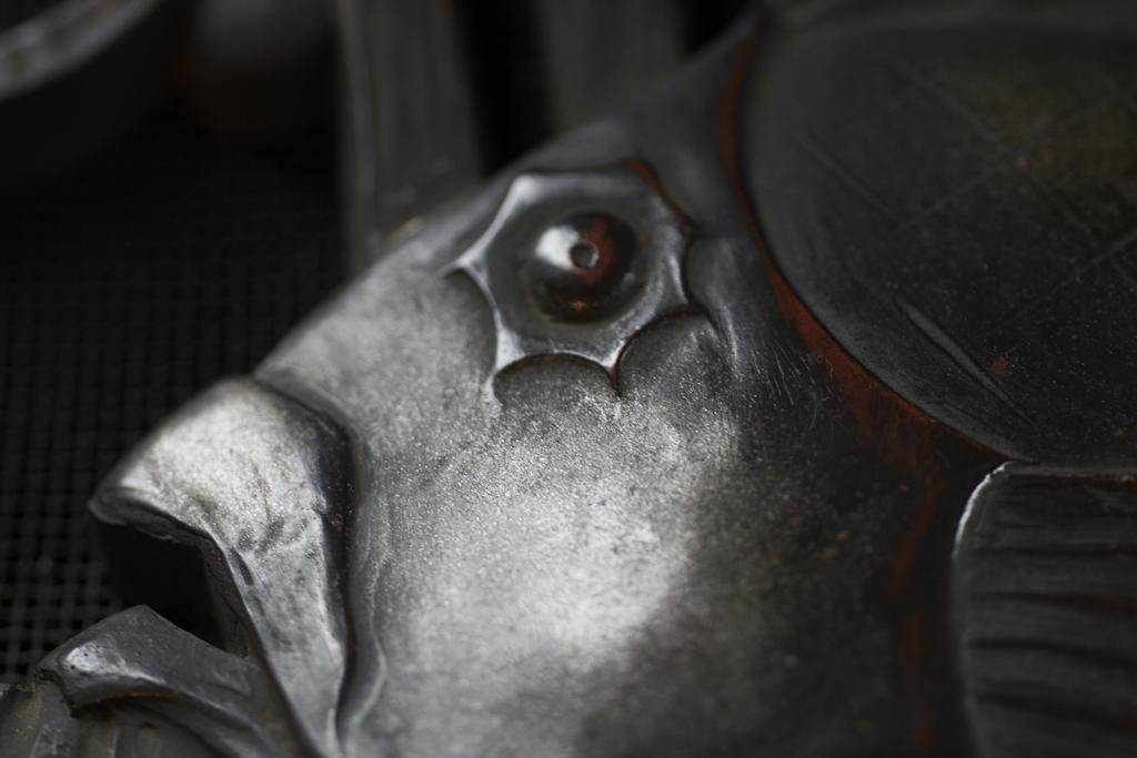 旧朝香宮邸(現東京都庭園美術館) ラジェーターグリル