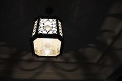 岡田信一郎 旧鳩山一郎邸(現鳩山会館) 照明
