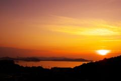 鳴門海峡 秋景色