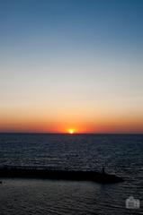 Sun-going-to-sleep