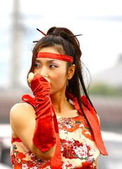 安曇野ヨサコイ (09) 2