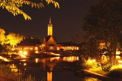 夜景 教会2