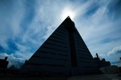 ピラミッドパワー!