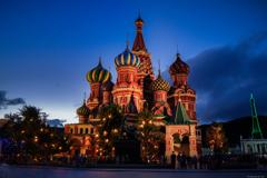 素晴らしき世界旅行 ~ロシアより愛をこめて2018冬~