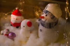 サンタさんと愉快な仲間たち ~毎日がクリスマス♪~