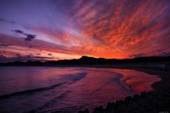 鳴き砂海岸と呼ばれた海 2019