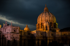 週末ヨーロピアン♪ ~サン・ピエトロ大聖堂~