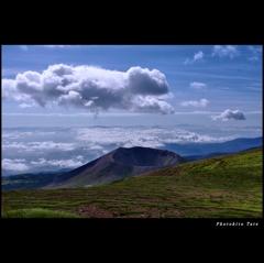 小さな富士山
