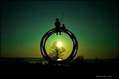 未来を釣る ~光の輪のむこうに~