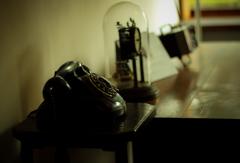 時 止まりて ~鳴らない電話~