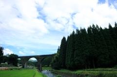 幸野川橋梁
