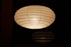 ファミレスの灯り
