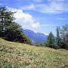 甘利山から千頭星山へ歩いたある日