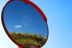 鏡の中の秋