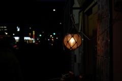 温もりの灯かり