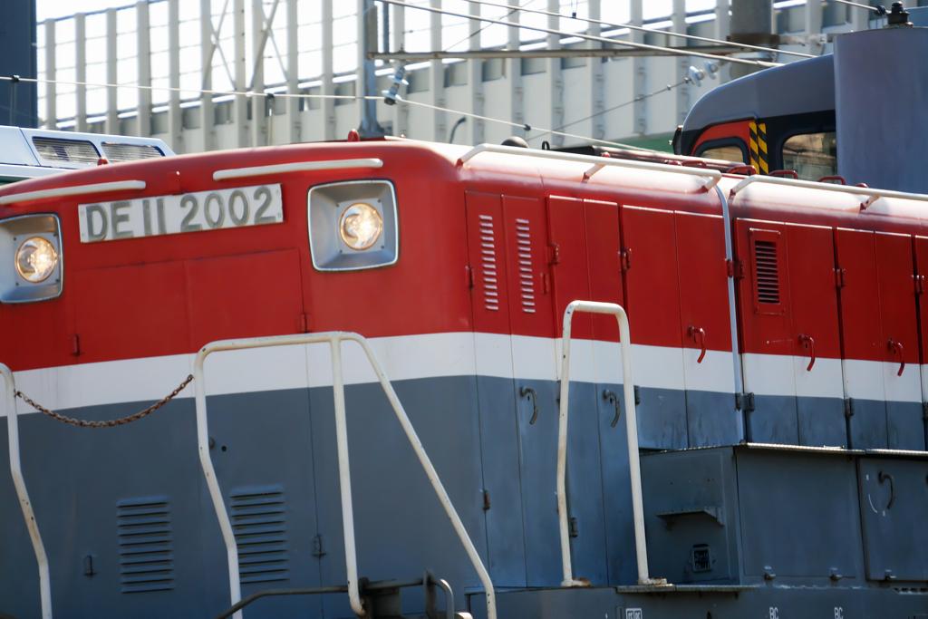DE11 2002 迫力の1350ps